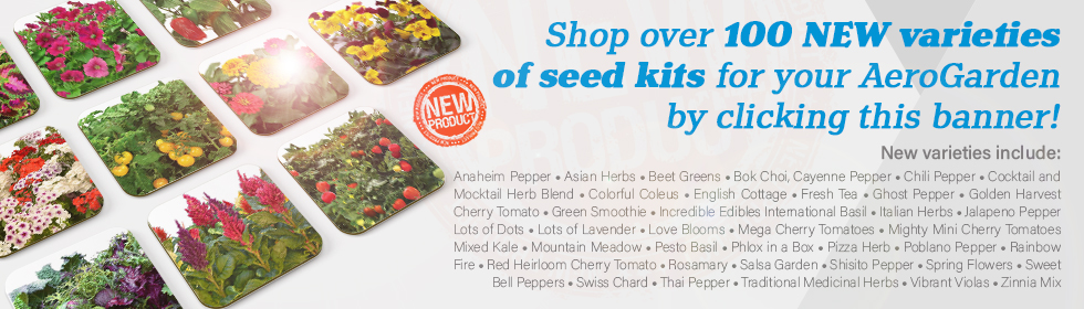 New seed kits